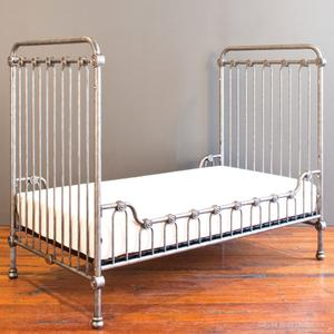 joy toddler bed kit pewter