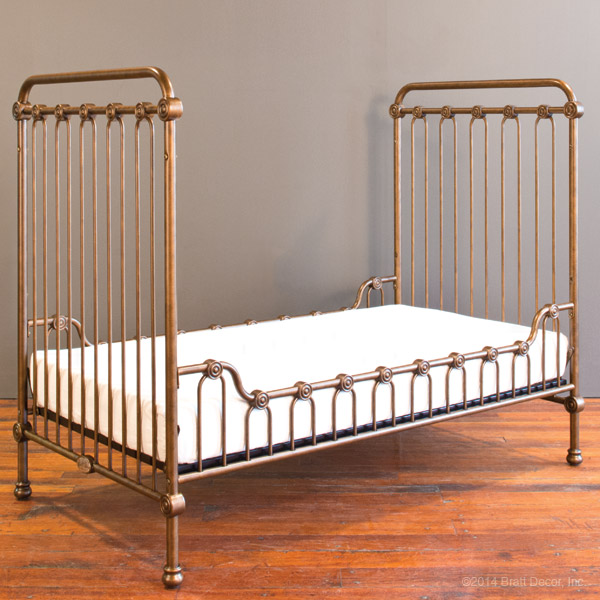 joy toddler bed kit gold