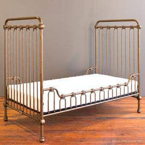 joy toddler bed kit vintage gold
