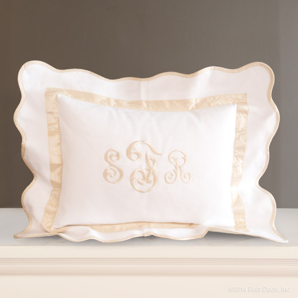 kennedy crib pillow