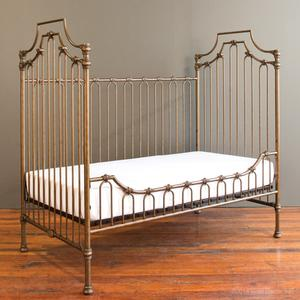 parisian-venetian daybed kit vin. gold