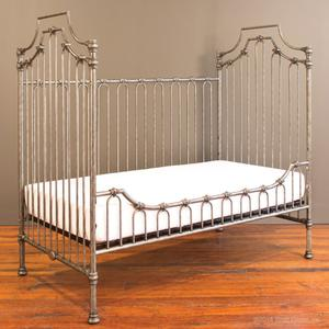 parisian-venetian daybed kit pewter