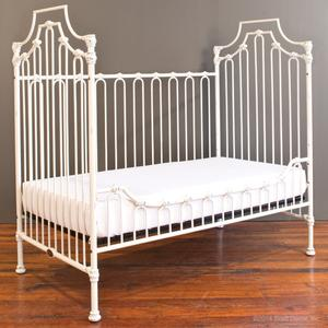 parisian daybed kit distressed white