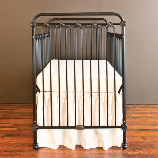 joy baby crib distressed black 3 in 1 convertible baby crib 719 00