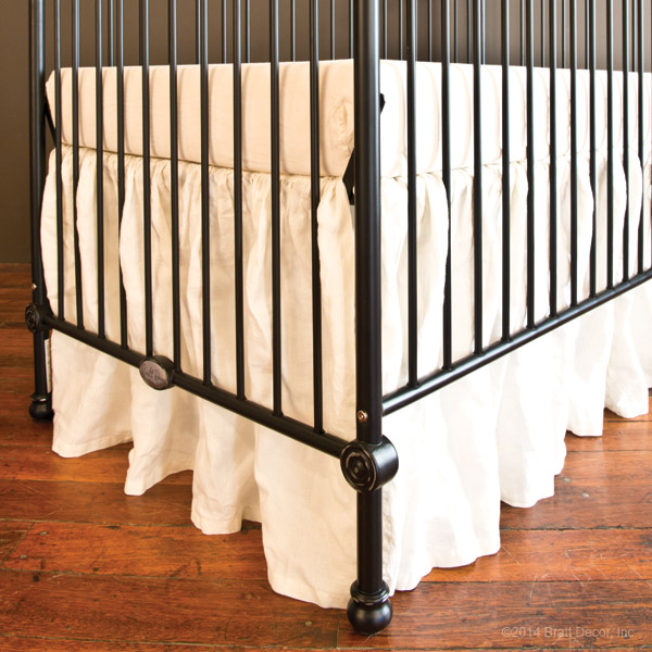 wrought iron cribs luxury cot