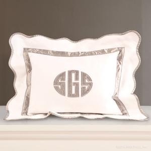 sterling decorative crib pillow
