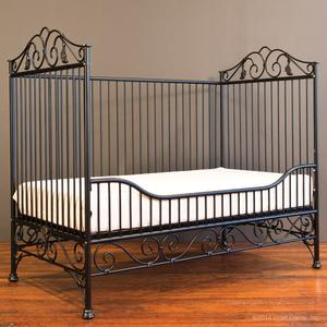 casablanca daybed kit distressed black