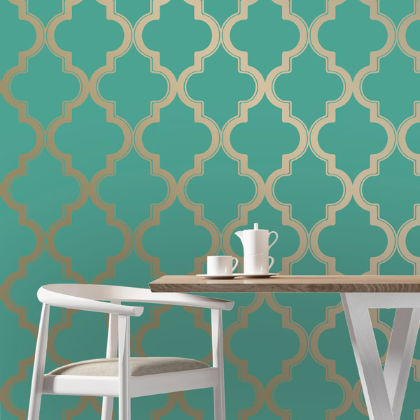 wall paper decal