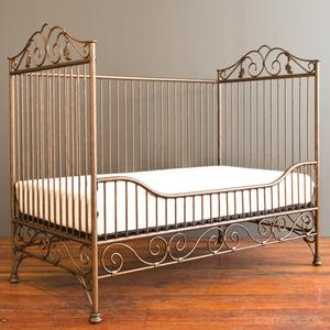 casablanca daybed kit gold