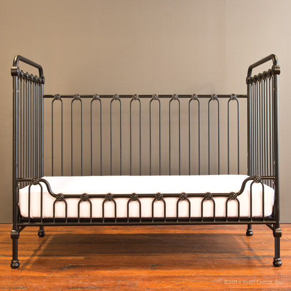 joy daybed kit distressed black