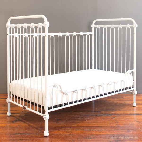 joy daybed kit distressed white