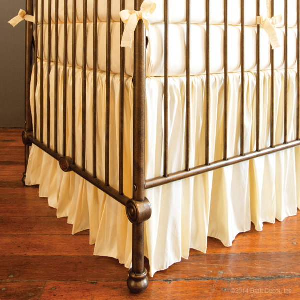 buttercup 3 piece crib set