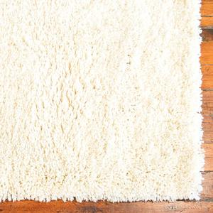 heavenly shag rug - ivory