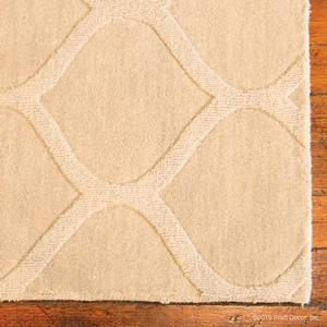 mystic rug - ivory