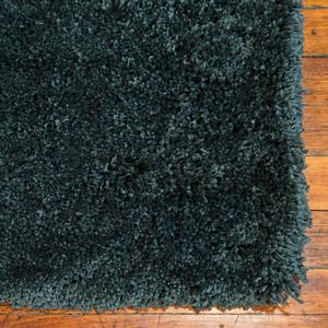 heavenly shag rug - charcoal