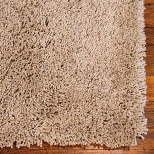 heavenly shag rug - beige