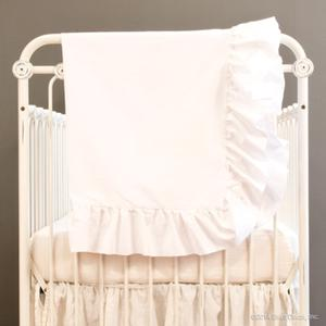 kensington crib blanket