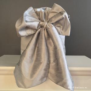 silver pewter grey gray faux