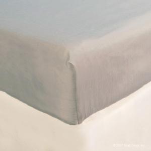sheets white silk faux boy