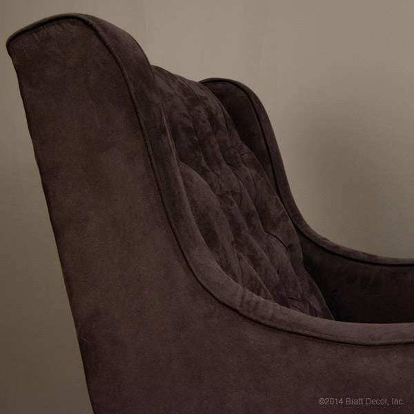 tufted glider - black