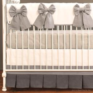 sydney nursery collection - crib rail