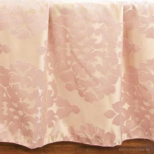 pink girl ivory cream metallic