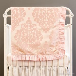 royal duchess crib blanket