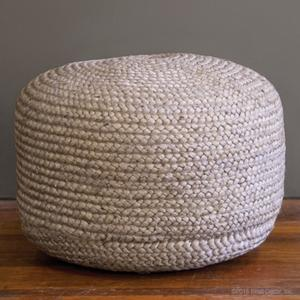 poufs ottoman ottomans neutral foot
