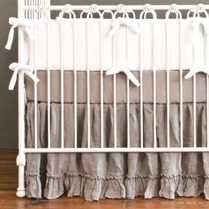 french laundry nursery bedding