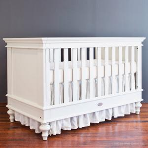 hampton crib white