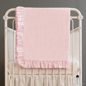 cotton girl pram blankets comforter