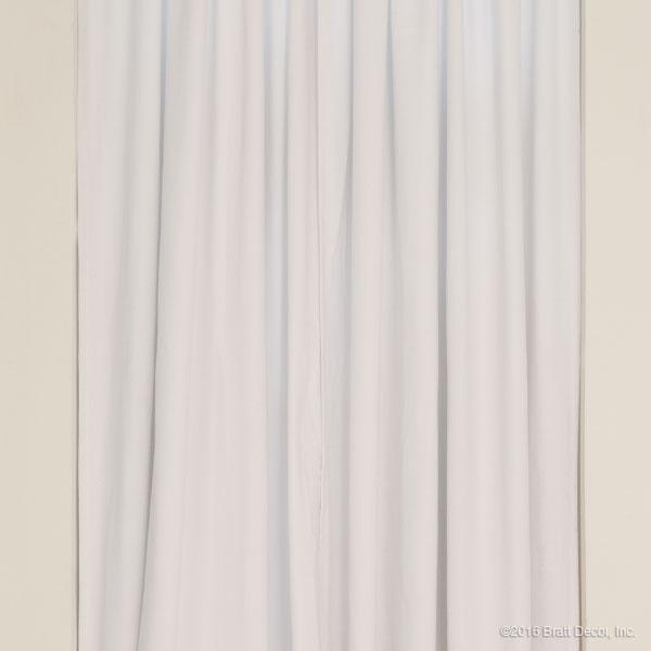 cotton curtain panel panels window