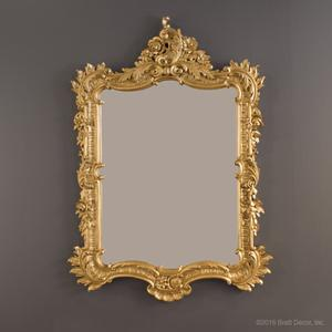 mirrors wall decor glass gold