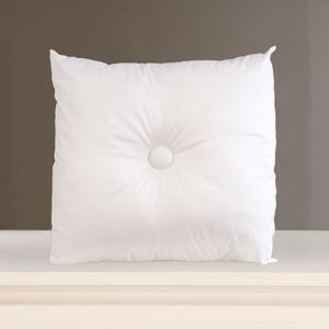 serafina decorative pillow - white
