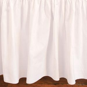 round oval cotton neutral skirts