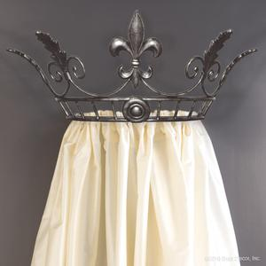 crowns decor accessories fabric wallcrowns