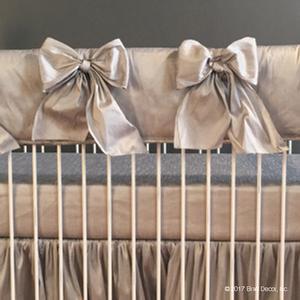 aux silk bow bows bumper