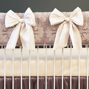 empress crib rail cover