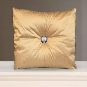 royal bleu crib pillow