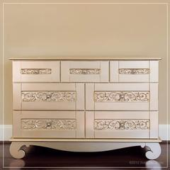 chelsea dresser antique silver