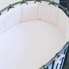 j'adore oval cradle bedding
