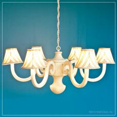 nantucket 6 arm chandelier