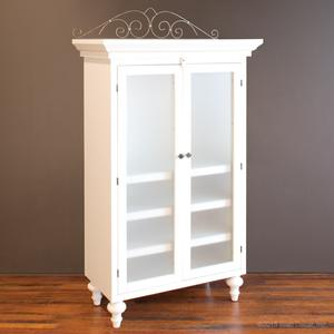 classic armoire white