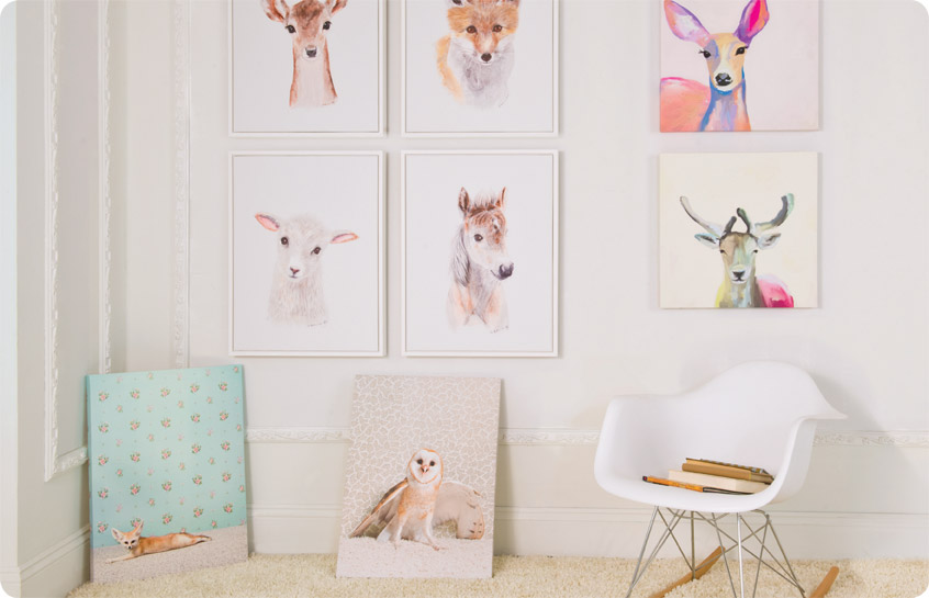 Bratt Decor:  Decor for your Nursery