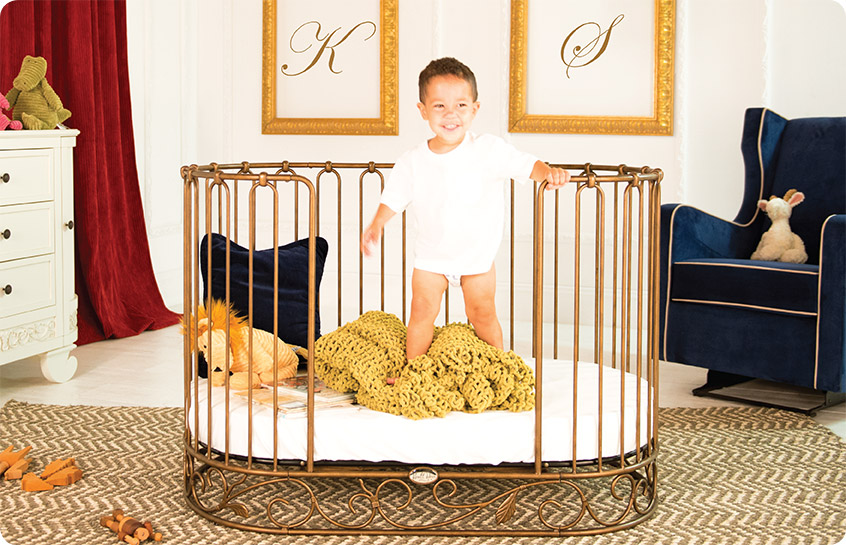 Bratt Decor:  Toddler beds and daybeds for baby